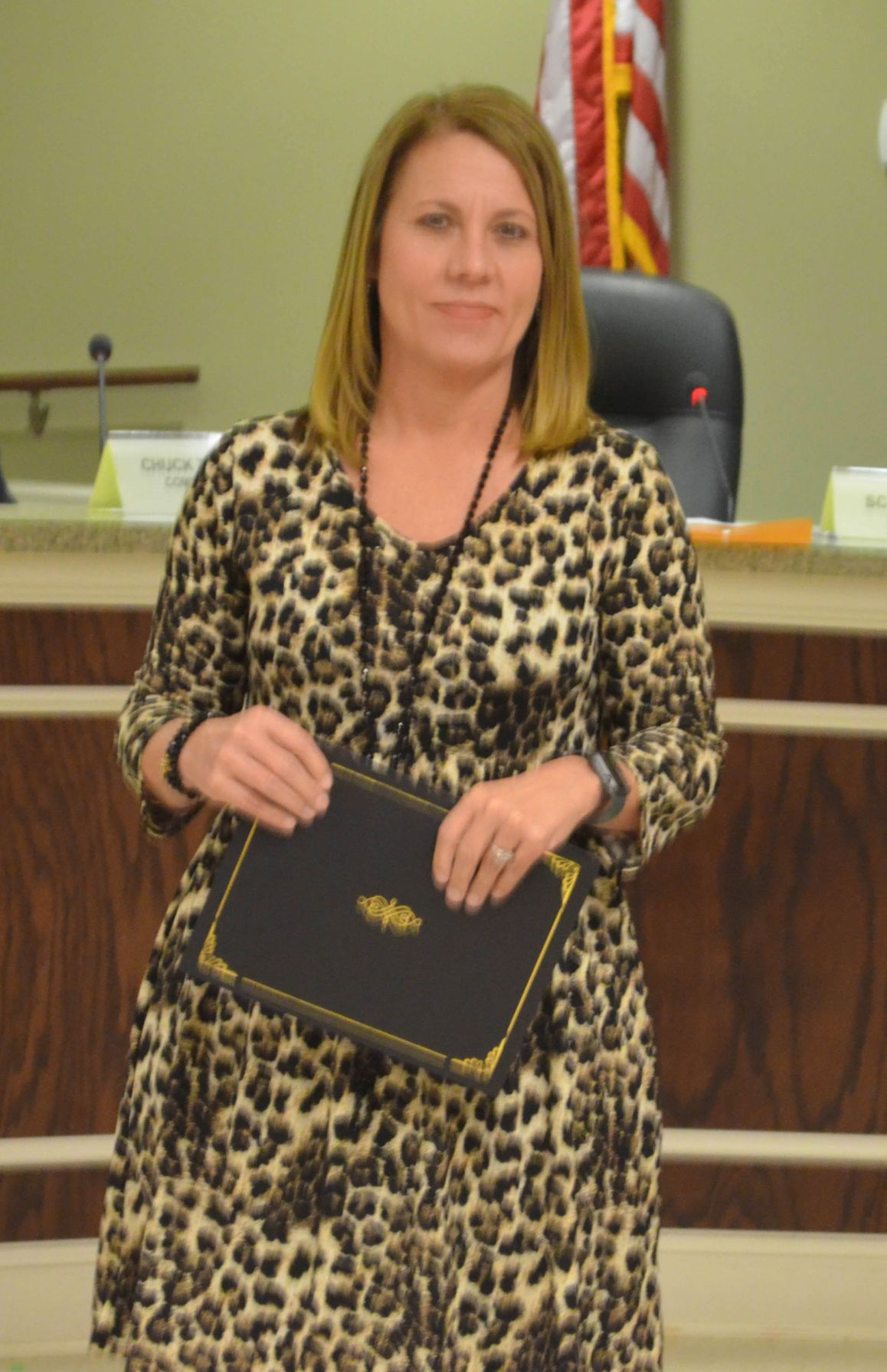 Polk County Employee of the Month 2019
