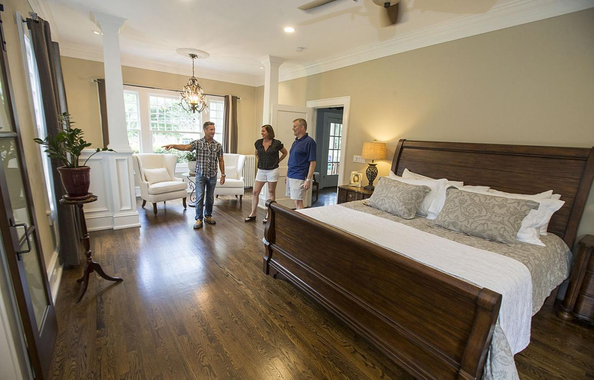 Historic Marietta Home Sees Fresh Additions That Complement Its