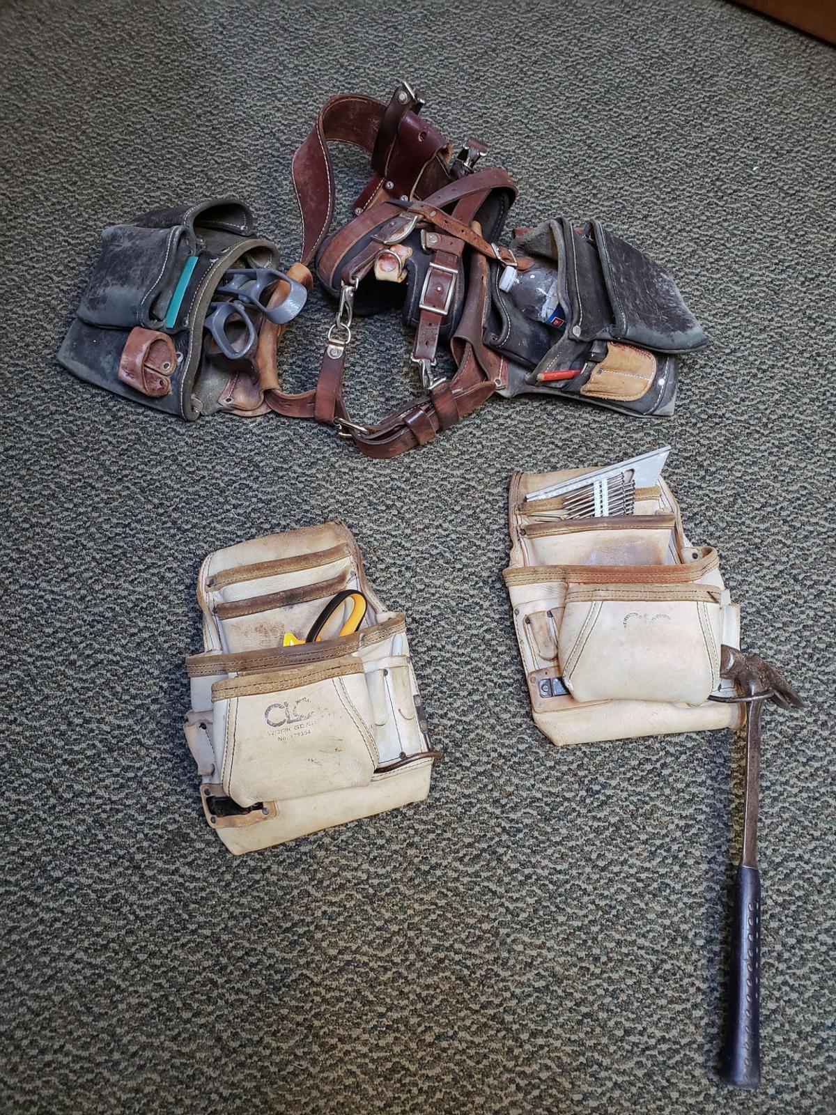 LaFayette crime scene theft items