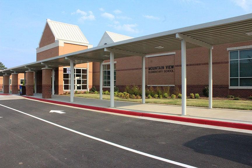 South Cobb High School Building