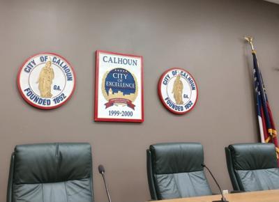 Calhoun City Council STOCK