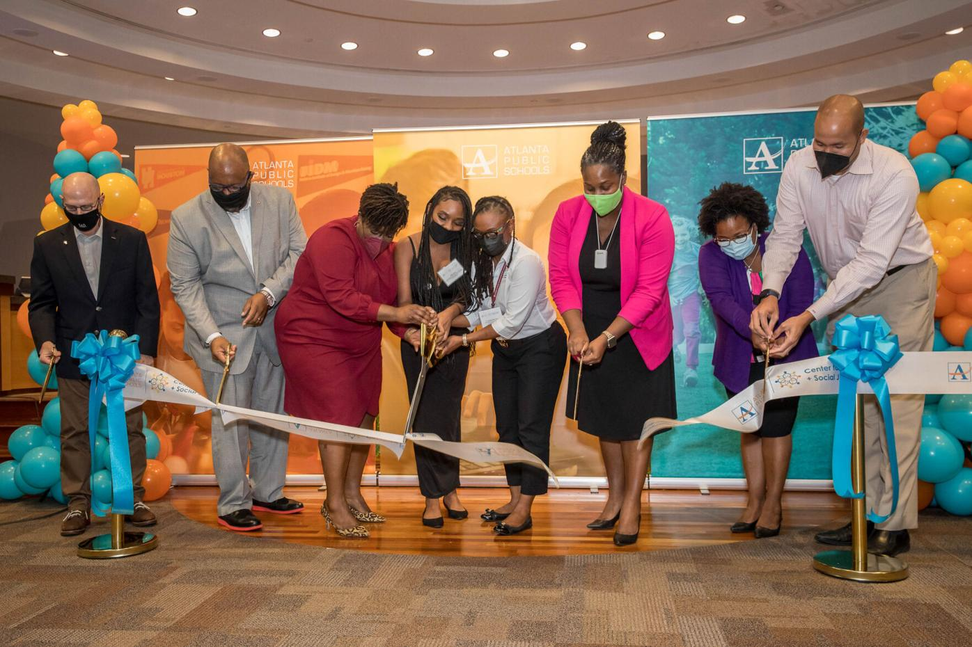 APS Equity and Social Justice Ribbon Cutting
