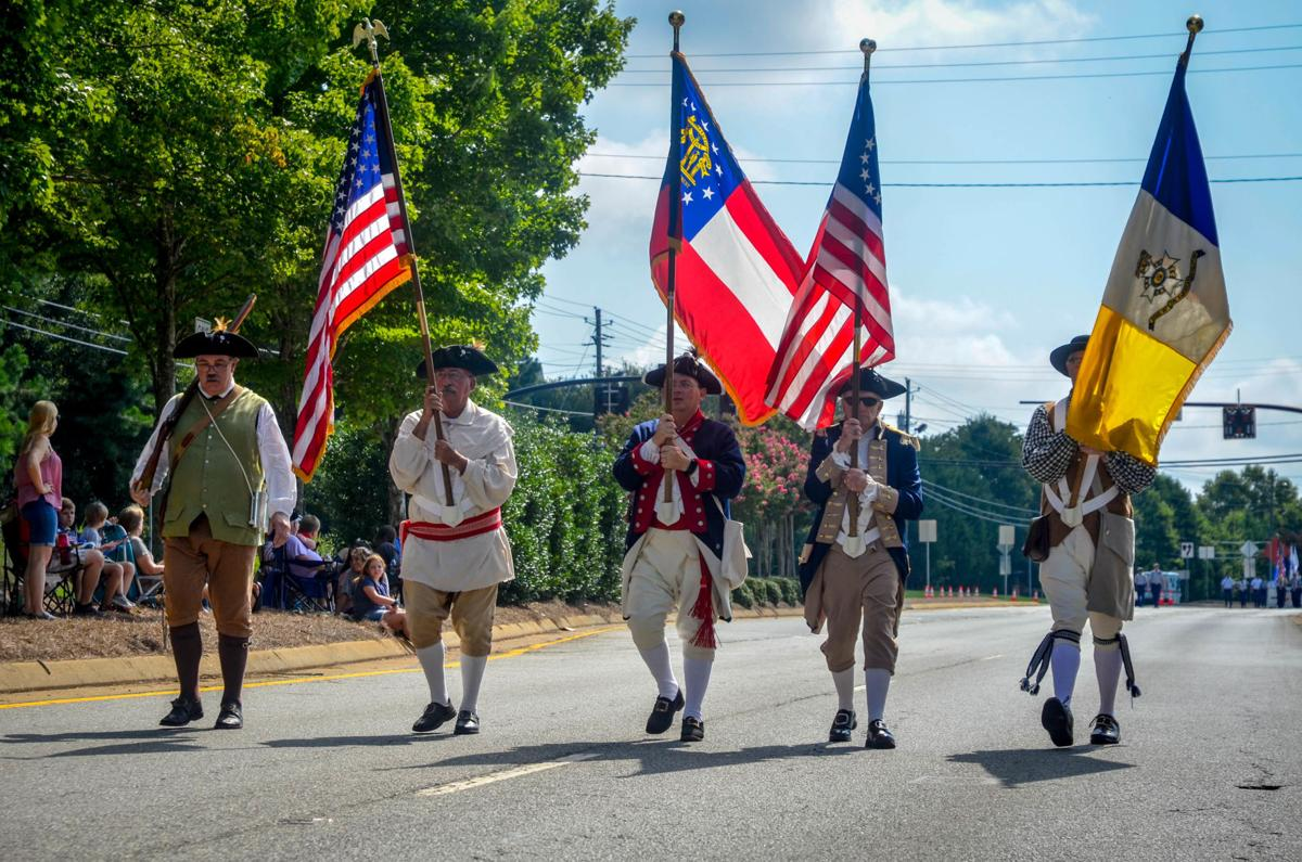 Old Soldiers Day Parade 2019