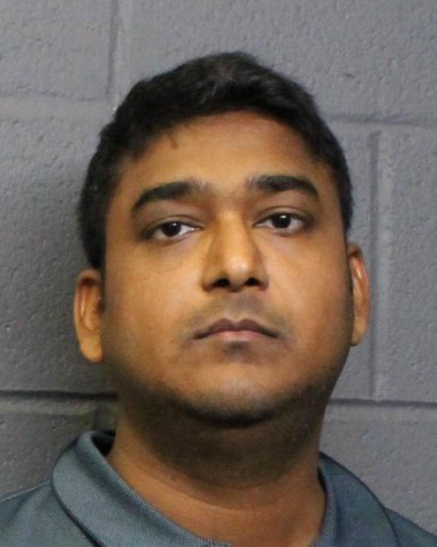 Mahesh Kumar Saroj, 35, of Alpharetta
