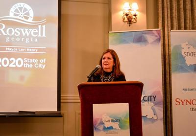 Mayor Lori Henry