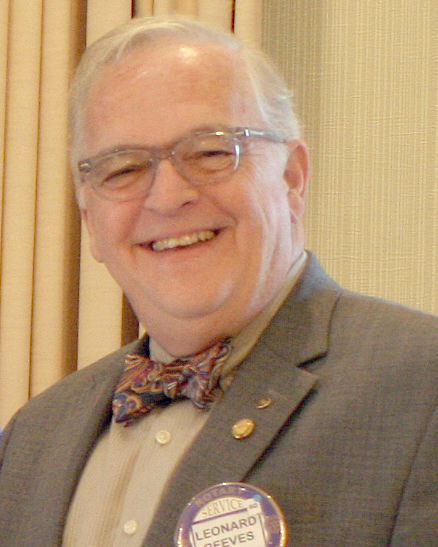Dr. Leonard Reeves, president of the Faith & Deeds Healthcare