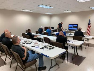 Rockmart PD Body Camera training