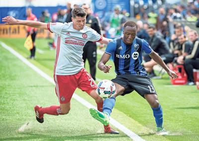 MLS Atlanta United Impact Soccer