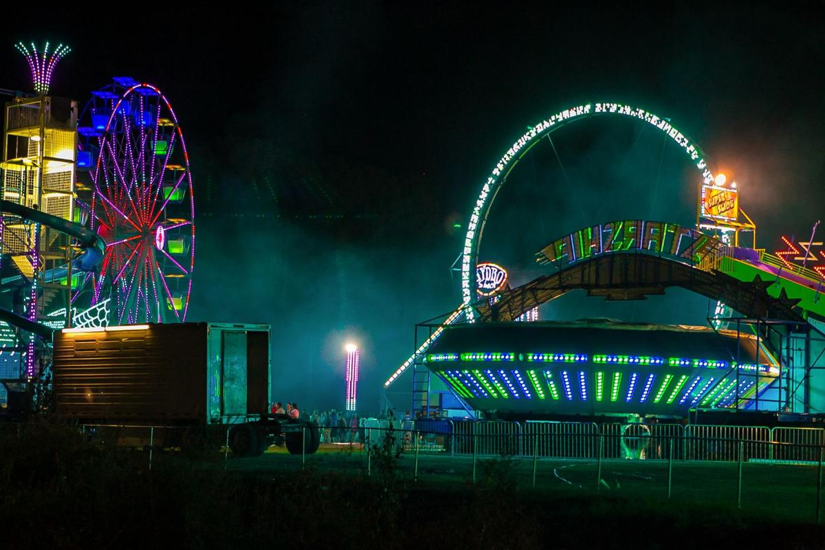 The Coosa Valley Fair