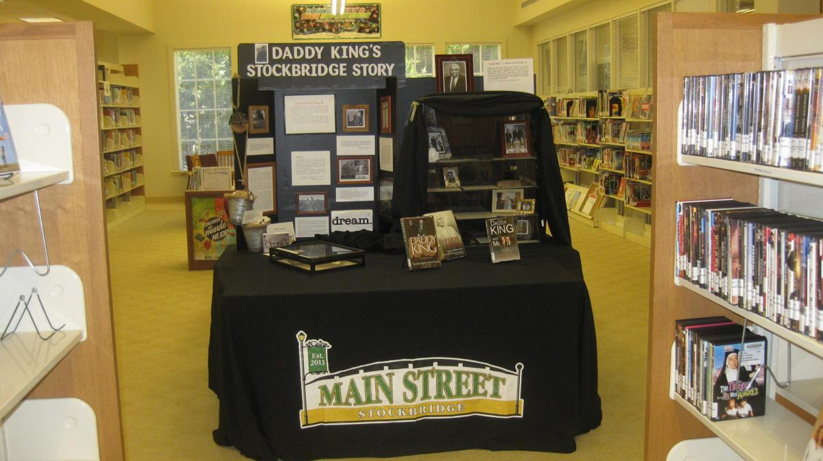 Martin Luther King Sr. display 01