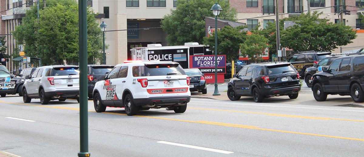 Sandy Springs standoff suspect only 15, faces charges | News
