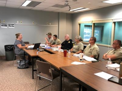 Paulding sheriff's office helps update what is taught in