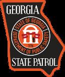 Georgia State Patrol logo