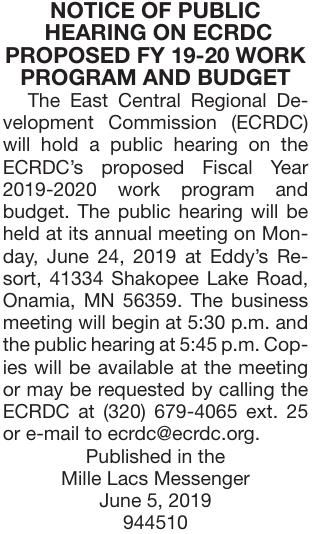 Proposed FY 19-20-PH