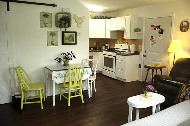 Martha Bjornson's tiny home