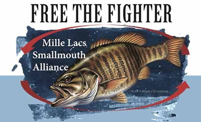 Mille Lacs Smallmouth Alliance - Free the Fighter