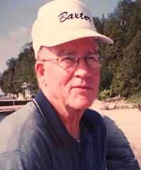 Gerald Hoskins - obituary