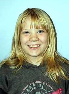 Faythe R., fourth grade: