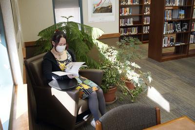Aitkin librarian Mandie Krueger