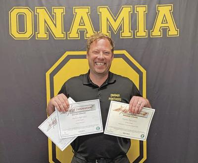 JJ Vold, Onamia School superintendent and high school principal