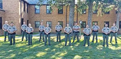 New conservation officers introduced, including new Isle-based CO