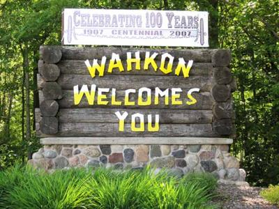 City of Wahkon