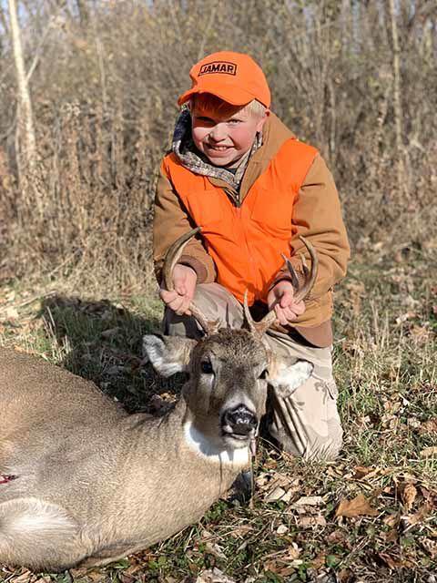 Deer - Wyatt Shuster