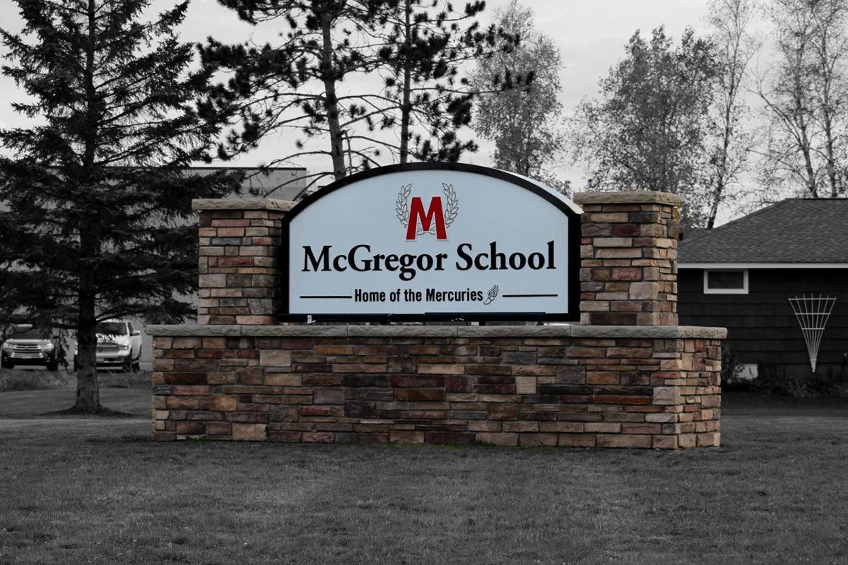 McGregor School Graphic