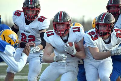 Gobblers' offense dominates against Esko