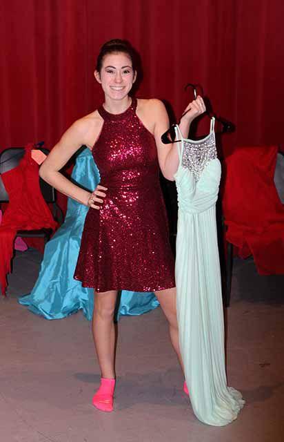 Lewd Party Dress