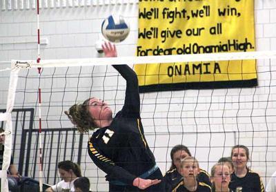 OHS Volleyball - McKayla Balder