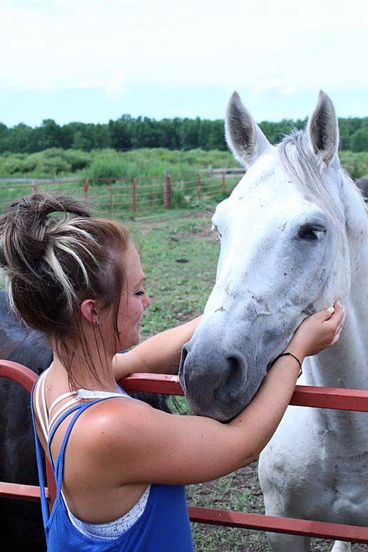 Equine specialist Bri Howard