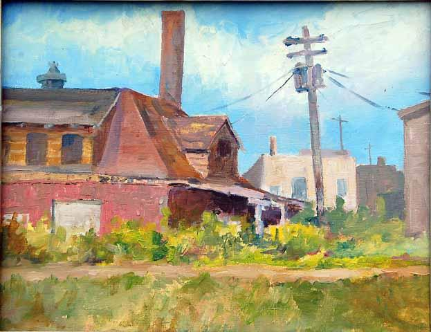 Vanished into plein air - MessAge Media: Area Events
