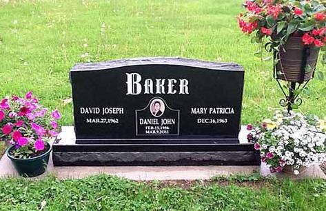 Dan is buried at St. Thomas Cemetery near Aitkin.