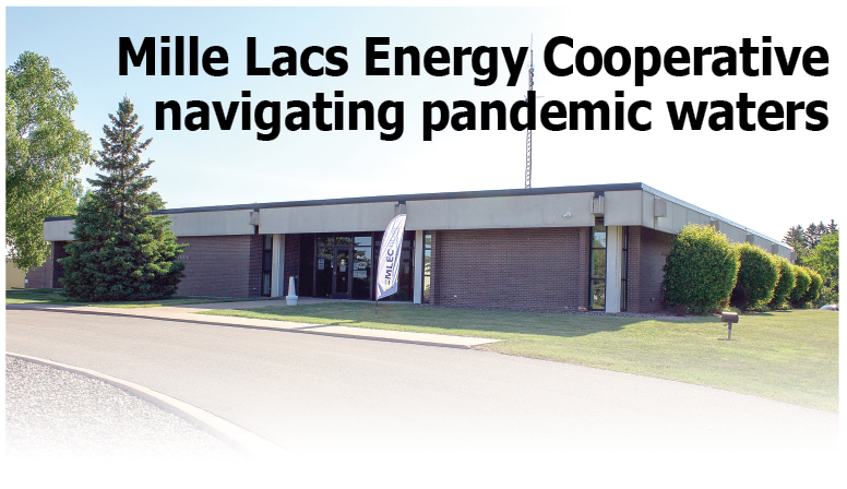 Mille Lacs Energy Cooperative navigating pandemic waters