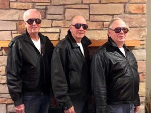 Three of the Four Shades will perform in the variety show.