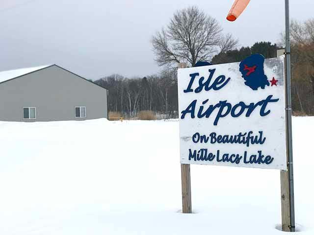 Isle Airport