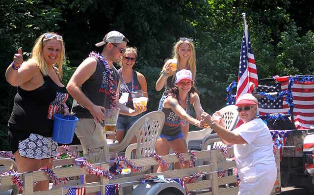 Fourth of July celebrations - BayView