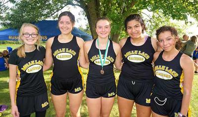 Raiders Cross Country - team