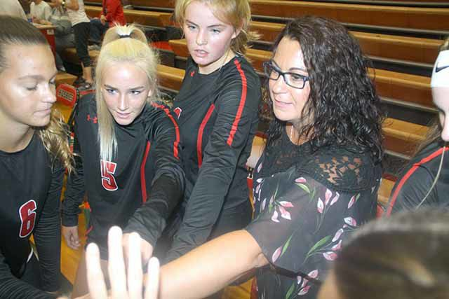 IHS Volleyball - Coach