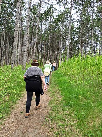 Conservation Center makes good use of summer
