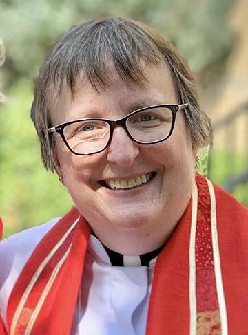 Pastor Jess Olson