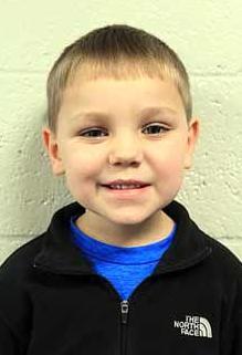 Thomas O., pre-kindergarten: