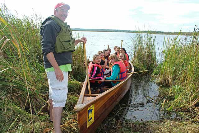 Mille Lacs Indian Museum hosts fall camp