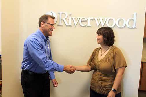 Riverwood makes its mark