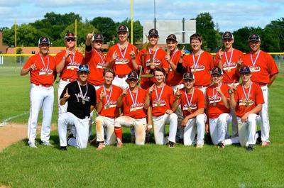 Aitkin Jr. Legion team Sub-State champs
