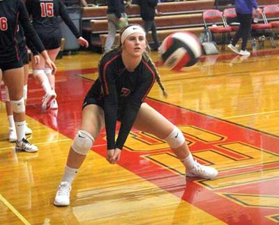 IHS Volleyball - Tommi Spengler