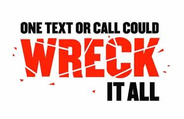 Distracted driving is deadly driving