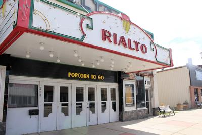 Aitkin's Rialto Theatre getting ready to open after months of shutdown