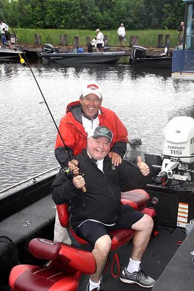 Wild on the Water - Boudreaux and Schara